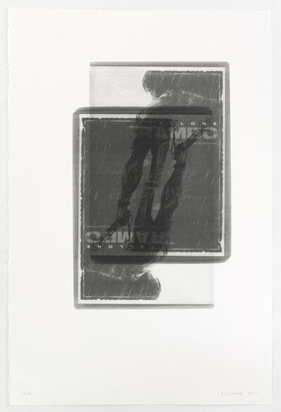 Matias Faldbakken, 'Double Cover Screen Print #1-20', 2011