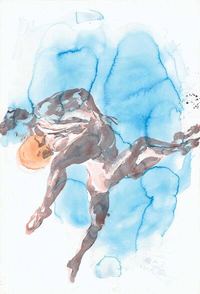 Eric Fischl, 'Untitled (The Blue Couple)', 2013