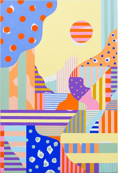 Mireia Ruiz, 'Abstract 63', 2016