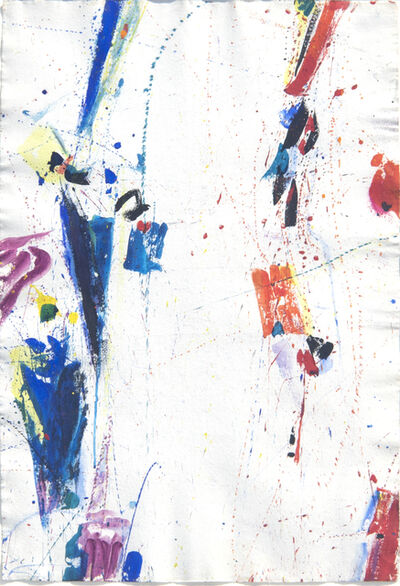 Sam Francis, 'New York, New York', 1959
