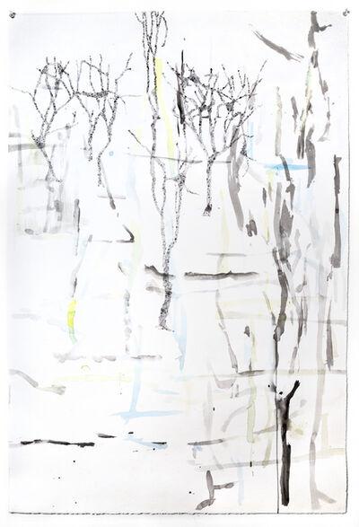 Trace Miller, 'Falling Blue', 2017