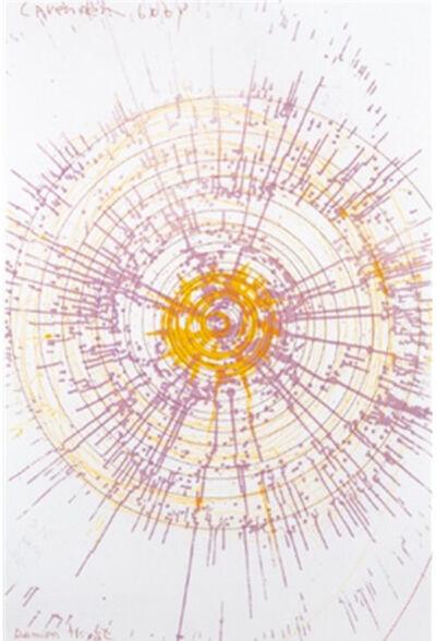Damien Hirst, 'Lavender baby ', 2002