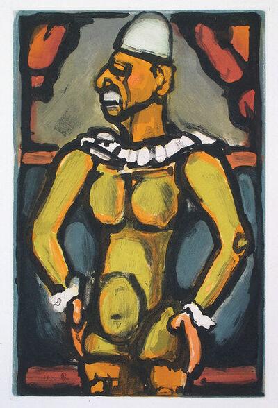 Georges Rouault, 'Weary Bones', 1935