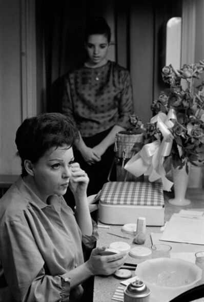 Henri Dauman, 'Judy Garland and Daughter Liza Minnelli, 1961', 1961