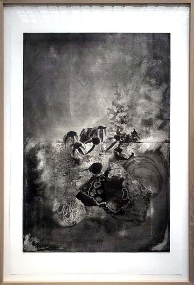 Edouard Wolton, 'Gravure noir #002', 2020