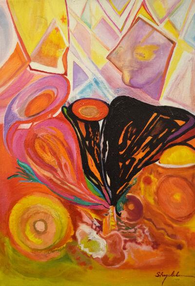 Gail Shamchenko, 'Destiny's Flower', 2016