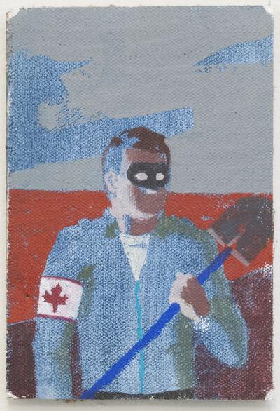 Nathan Mullins, 'John N.R. Wayne', 2014