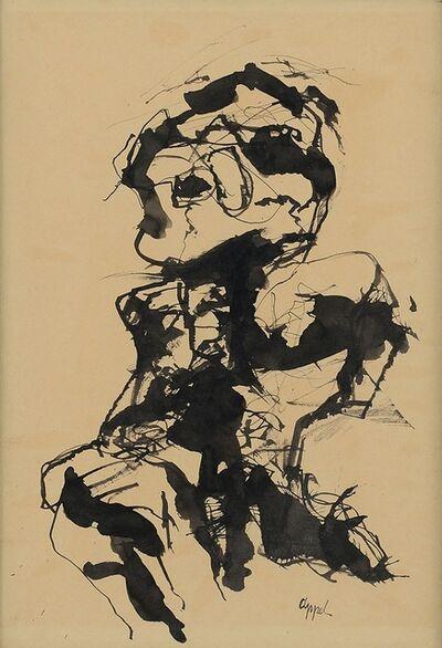 Karel Appel, 'Untitled (Figure)', ca. 1950