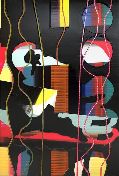 Britton Tolliver, 'Standing Ribcage', 2019