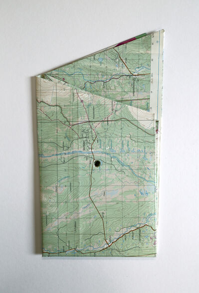 Wouter Venema, 'Untitled (Map)', 2007