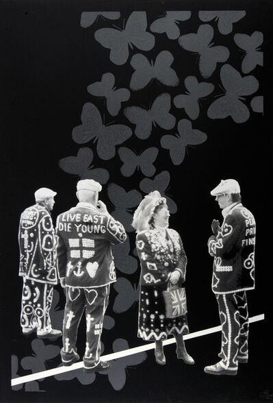 Miss Bugs, 'Mushup Prints', 2008