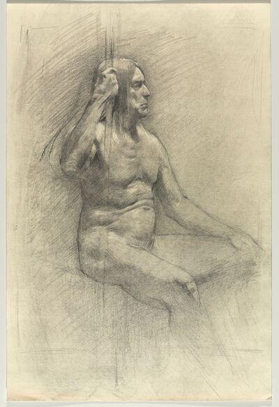 Michael Grimaldi, 'Untitled (Seated pose)', 2016