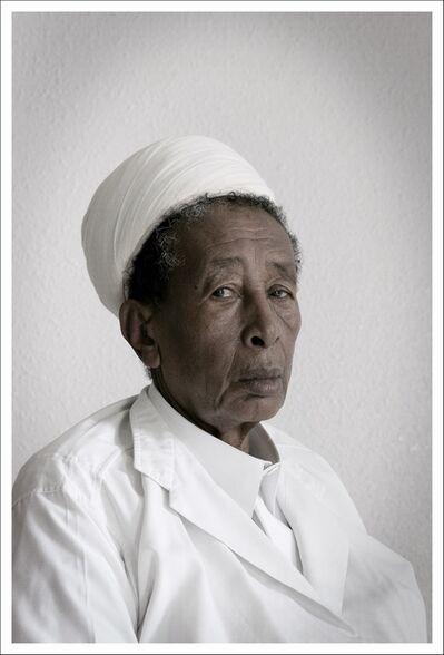 Adel AlQuraishi, 'Ahmed Masibo Saleh  (Ba series)', 2013