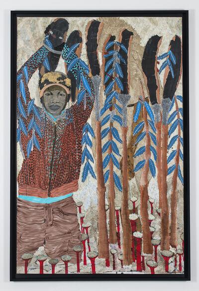Omar Ba, 'Shadow 1', 2021