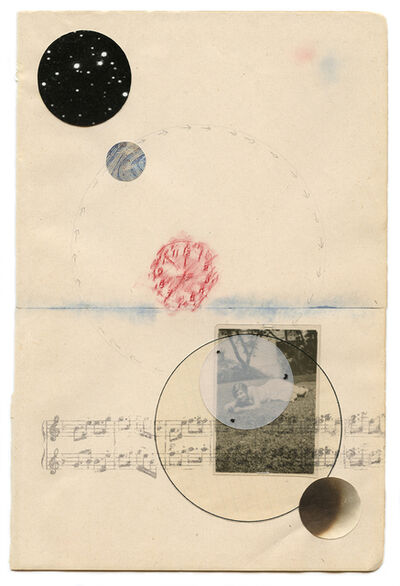 Marie Navarre, 'still time', 2013