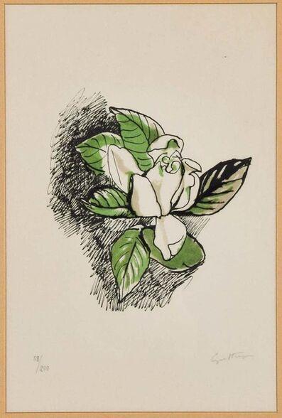 Renato Guttuso, 'Gardenia', 1972