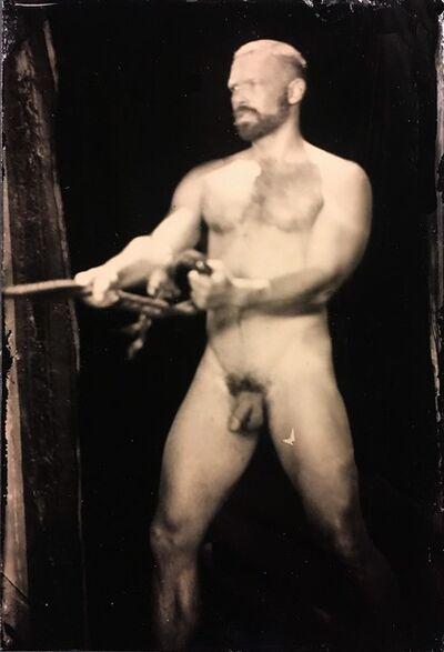 David Sokosh, 'Nathan with Rope', ca. 2012