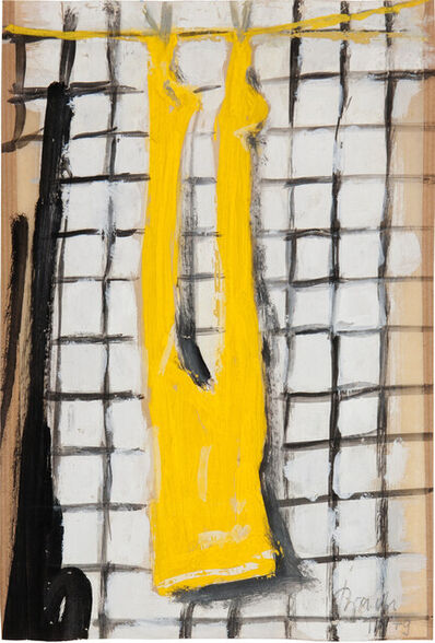 Elvira Bach, 'Ohne Titel', 1979