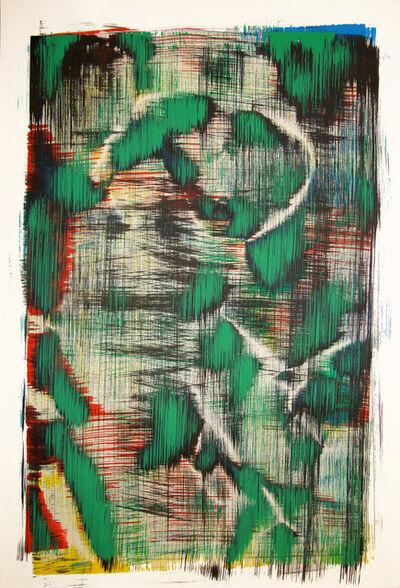 Sergio Barrera, 'Antigesture (rhizomes). P4', 2018