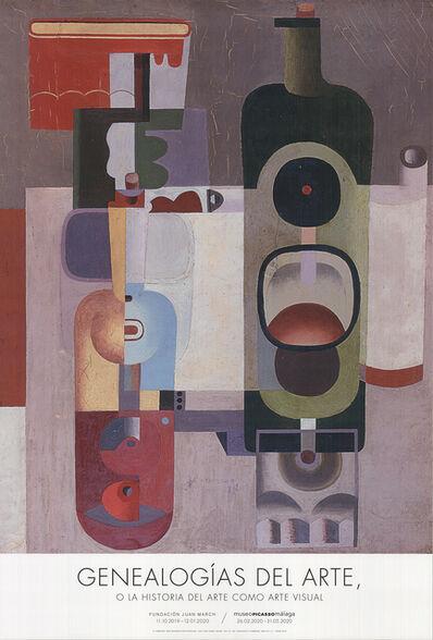 Le Corbusier, 'Deux Bouteilles', 2020