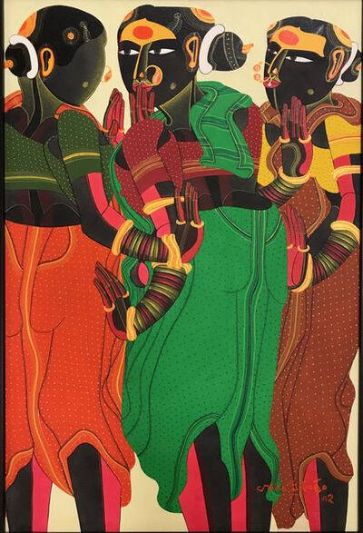 Thota Vaikuntam, 'Untitled ', 2020