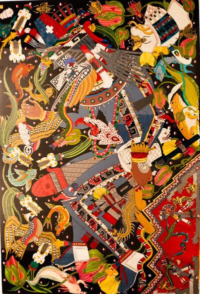 David Gremard Romero, 'El Sacrificio de Quetzalcóatl ', 2018