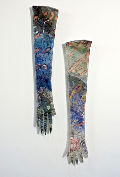 Kathy Robinson-Hays, 'Ghost Gloves', 2019