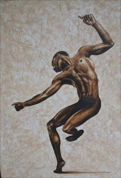 Dennis Osakue, 'Dancer', 2019
