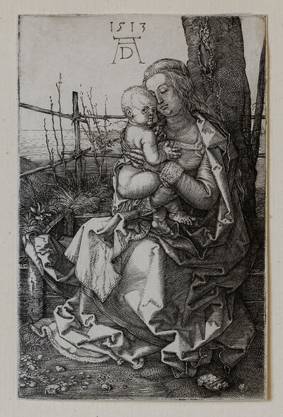 Albrecht Dürer, 'The Virgin and Child Seated by a Tree.', 1513
