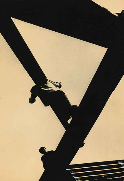 Boris Ignatovich, 'Height, 1929', Printer later