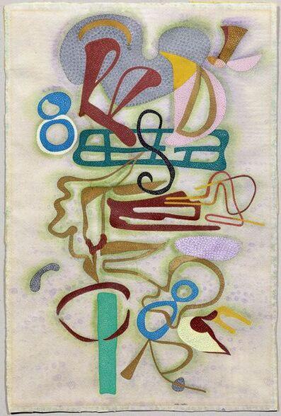 Otto Nebel, 'Edel', 1950