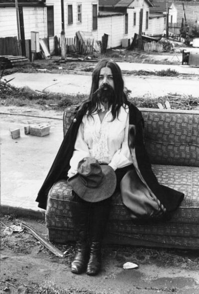 Eleanor Antin, 'Men from The King of Solana Beach', 1974