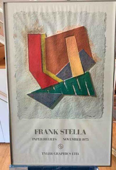 Frank Stella, 'Kozangrodek Poster - Nov 1975', 1975
