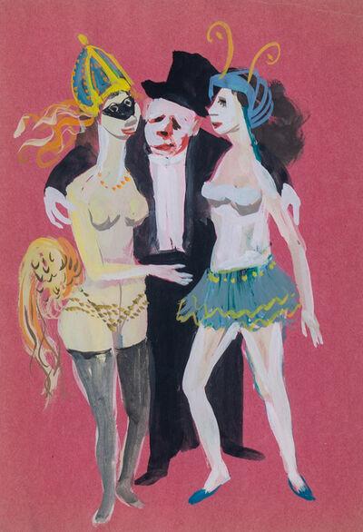 Louis Bosa, 'Masquerade'