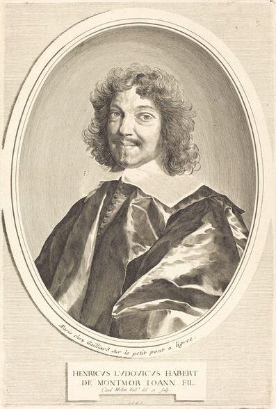 Claude Mellan, 'Henri-Louis Habert de Montmor', 1640