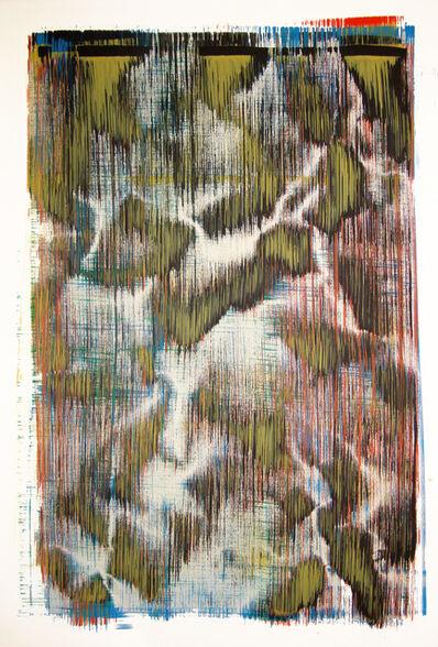 Sergio Barrera, 'Antigesture (rhizomes). P7', 2018