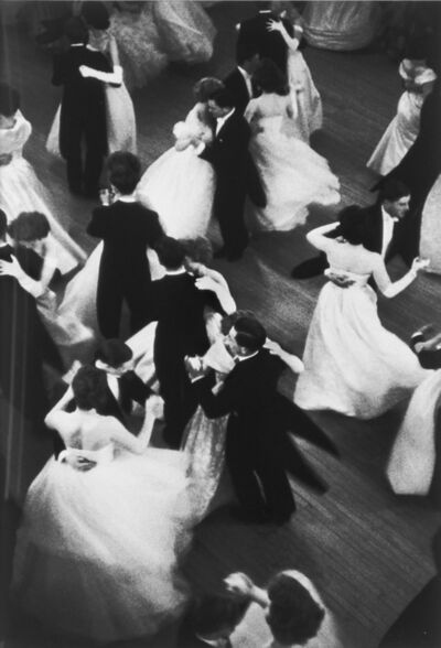 Henri Cartier-Bresson, 'Queen Charlotte's Ball', 1959