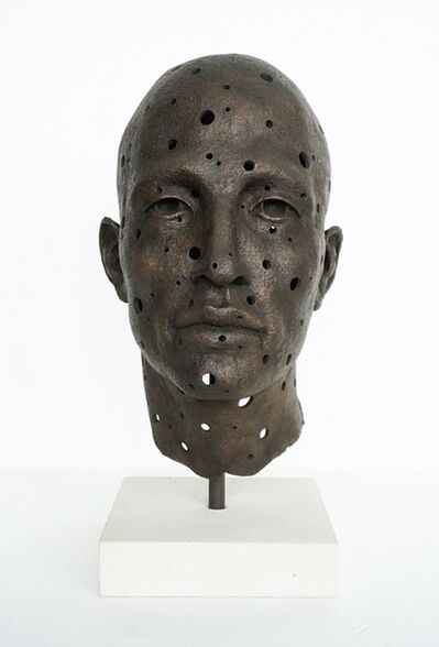 James Mathison, 'Cabeza H1:1 Huecos ', 2012