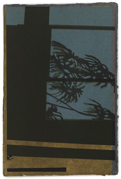 Rosalyn Bodycomb, 'insomniac print II', 2016