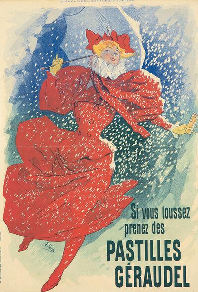 Jules Chéret, 'Pastilles Géraudel', 1896