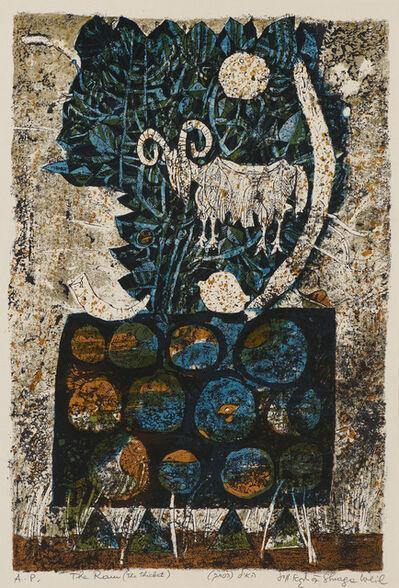Shraga Weil, 'Symbols of Passover (The Ram)', n.d.