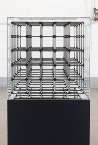 Mahmoud Obaidi, '1000 Directions of Energy', 2013