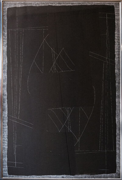 Louise Nevelson, 'Untitled (B. 100)', 1967