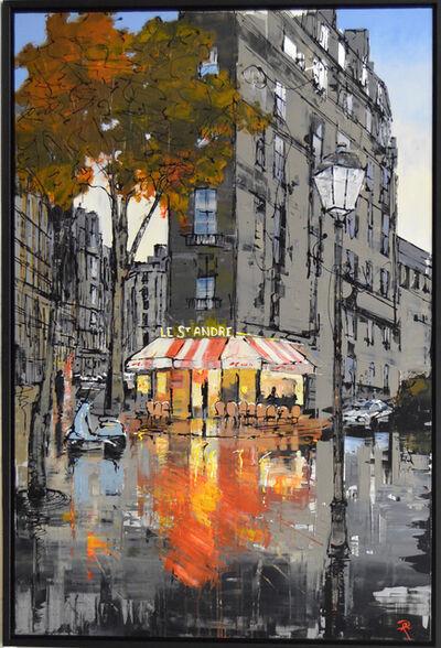 Paul Kenton, 'Parisian Cafe', 2017