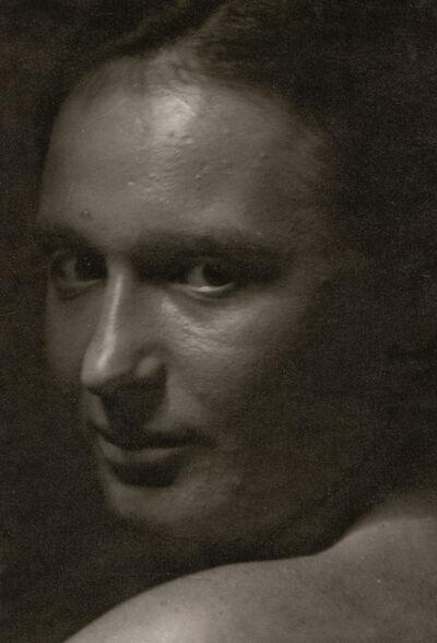 Josef Sudek, 'Portrait of Sudek's Lover, Milena Vildova', 1942/1952