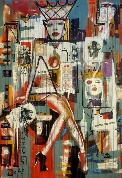 Ricardo Garcia, 'The Queen Is Dead', 2011