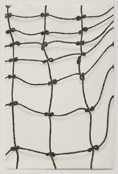 Claudia Parducci, 'Rope Drawing Day 2', 2018