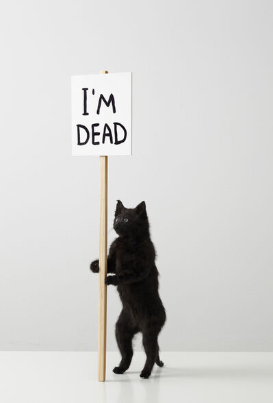 David Shrigley, 'I'm Dead', 2011
