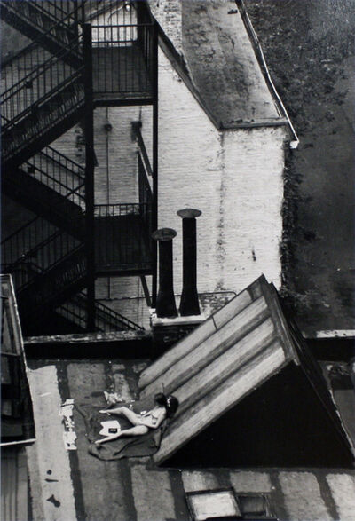 André Kertész, 'Sunny Day, New York, August 12, 1978 #15', 1978