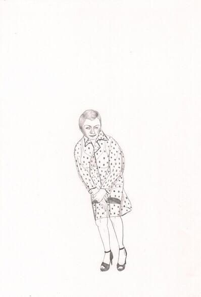 Erica Eyres, 'PVC Dress'